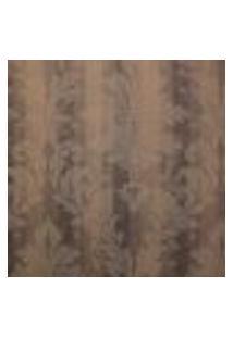 Papel De Parede Saint Baroque Sb 13305 Com Estampa Contendo Aspecto Têxtil, Damask, Listrado