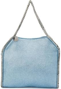 Stella Mccartney Bolsa Tote Falabella - Azul