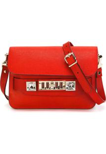 Proenza Schouler Bolsa Mini Modelo 'Ps11' - Vermelho