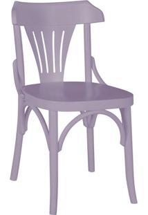 Cadeira De Jantar Opzione Lilás