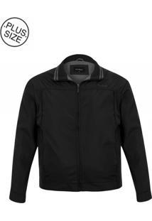 Jaqueta Plus Size Premium Black