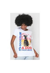 Camiseta Lez A Lez Dog From Bahia Branca