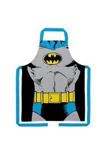 Avental Personagem Batman Dc Comics - Algodáo