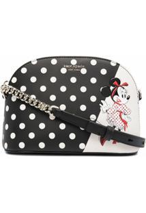 Kate Spade Bolsa Transversal X Disney Minnie Mouse - Preto
