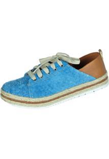 Alpargata Kalcyella Comfort Show Azul