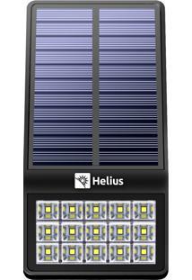 Luminária Solar De Parede Led Fotocélula - Helius Hlf500