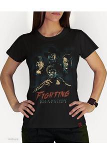 Camiseta Fighting Rhapsody