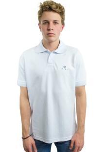 Camiseta Polo Rozz Arrived - Masculino