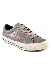 Tênis Converse All Star One Star Ox Cinza Ametista Co02940001