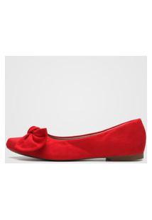 Sapatilha Dafiti Shoes La Vermelha