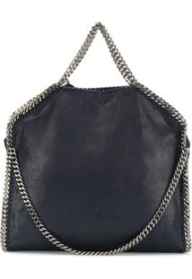 Stella Mccartney Large Falabella Shoulder Bag - Azul