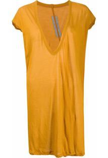 Rick Owens Regata Dylan - Amarelo