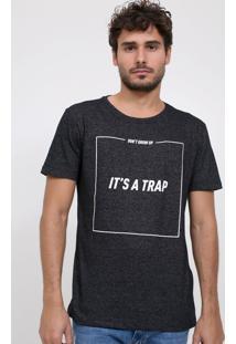 Camiseta It'S A Trap