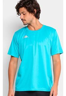 Camiseta Kappa Vilagio Masculina - Masculino