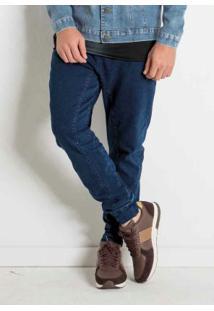 Calça Jogger Jeans Actual