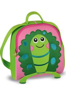 Bolsa Térmica Tartaruga Infantil Verde - Oops