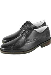 Sapato Sandro Moscoloni Kevin Oxford Preto
