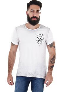 Camiseta Jateada Masculina Km