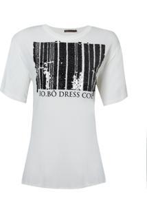 Blusa Dress Code (Off White, Gg)