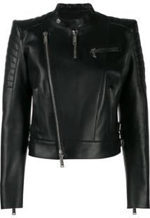 Dsquared2 Motox Biker Jacket - Preto