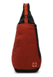 Stone Island One Shoulder Backpack - Vermelho