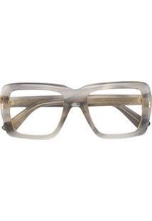 25e75dcdb3be6 Óculos De Sol Cinza Gucci feminino   Gostei e agora