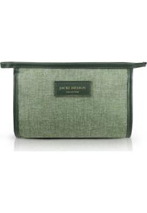Necessaire Envelope Jacki Design Be You Verde