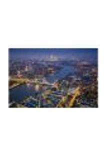 Painel Adesivo De Parede - Londres - Tower Bridge - 809Pnm