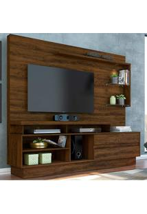 Estante Home Theater Vicente - Madetec - Savana