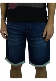 Bermuda Jeans Masculina Gangster 17.01.1842
