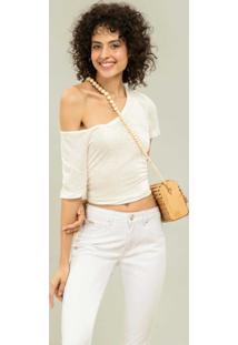 Calça Skinny Bali White Branco - Lez A Lez