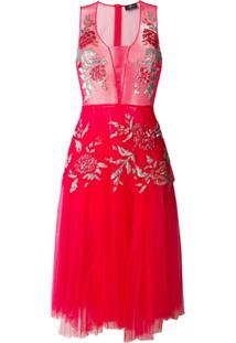 8627c6456c Vestido Liso Rosa feminino