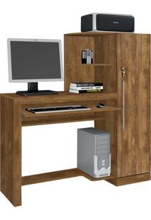 Escrivaninha Mesa Para Computador Aroeira Nobre Jcm Movelaria