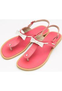 Sandalia Verniz Booba - Feminino-Pink