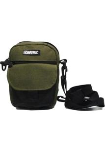 Bolsa Chronic Shoulder Bag - Unissex-Verde Militar