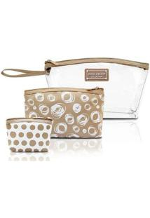 Kit De Necessaires Pequenas Jacki Design Pop Art - Feminino