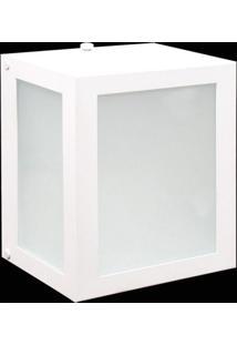Arandela Externa 1L 3850 Branco