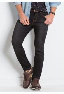 Calça Jeans Preto Actual