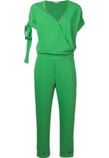 P.A.R.O.S.H. Macacão Panterya - Verde