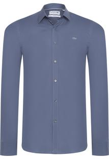 Camisa Masculina Mi - Azul