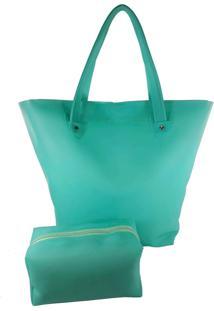 Bolsa Bag Dreams De Praia Impermeável Azul Tiffany