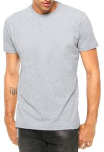 Camiseta Criativa Urbana Lisa Básica - Masculino