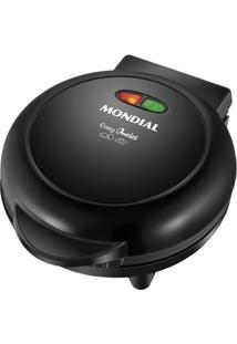 Omeleteira Mondial Elétrica Easy Omelet Om-02 Preta