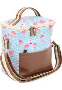 Bolsa Térmica - Coleção Flamingo - Mood