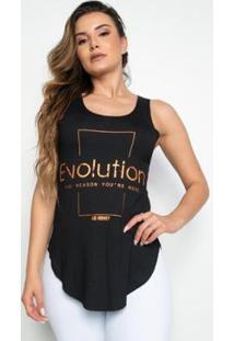 Regata Fitness Viscolycra Evolution Feminina - Feminino