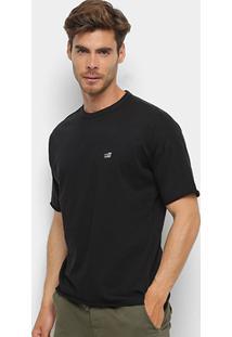 Camiseta Ellus 2Nd Floor Basic Oversized Masculina - Masculino