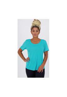 Camiseta Under Armour Streaker Ss Feminina Azul