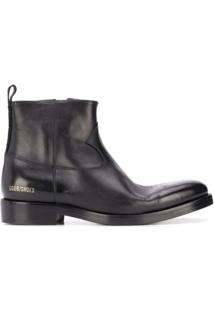Golden Goose Ankle Boot Toro - Preto