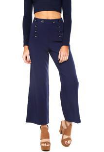 3c0a6d901 Calça Azul Marinho Colcci feminina | Shoelover