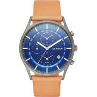 444630a2c9e Relógio Skagen Masculino Holst Skw6285 0An Skw6285 0An - Masculino-Grafite
